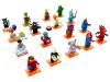 Minifigurky 18. série: Párty