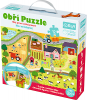 LITTLE PLANET Giga puzzle - Na venkově_CZ