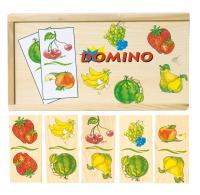 Domino - fruits