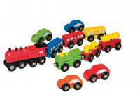 Cars&Trains, 11 pcs