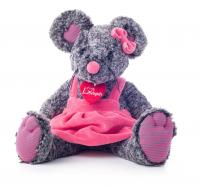 Vicky mouse in a dress, medium 30cm