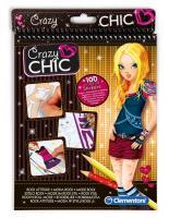 Crazy CHIC - Sketchbooks móda rock