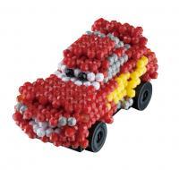 Korálkový set 3D Cars 3 McQueen
