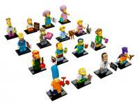 LEGO Minifigurky: Simpsonovi – 2. série