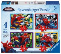 Disney Spider-man 12/16/20/24 dílků