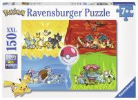 Druhy Pokémonů 150 dílků