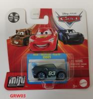 CARS MINI AUTÁ BLISTER ASST