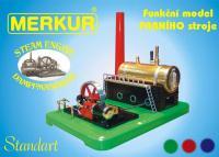 Parní stroj - funkční model