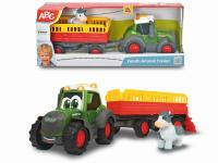 ABC Traktor Fendti s přívěsem 30 cm