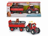 ABC Traktor Massey Ferguson s přívěsem 30 cm