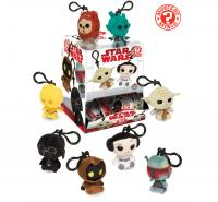 Funko Blind Bag Keychain Plush: Star Wars: Classic (CDU of 18)