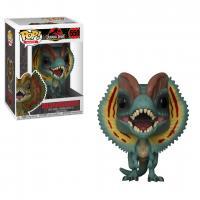 Funko POP Movies: Jurassic Park - Dilophosaurus