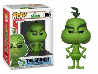 Funko POP Movies: The Grinch Movie - The Grinch