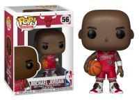 Funko POP NBA: Bulls - Michael Jordan (Rookie Uniform)
