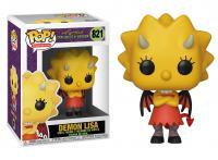 Funko POP Animation: Simpsons S3 - Lisa as Devil