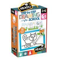 Krok za krokem - Škola kreslení