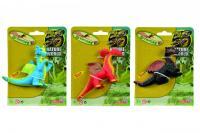 Gumový strečový drak, 3 druhy