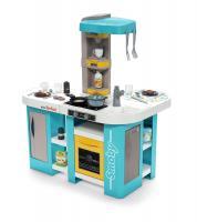 Kuchyňka Studio Tefal XL Bubble modro-žlutá elektronická