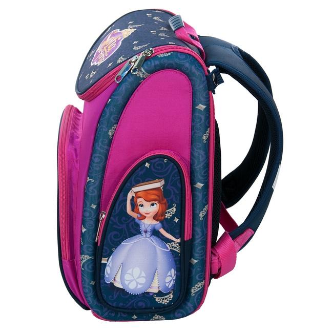 722a552f6d Luxusná školská taška batoh Princezná Sofia   Moja Lienka