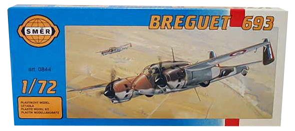 Breguet 693  1:72