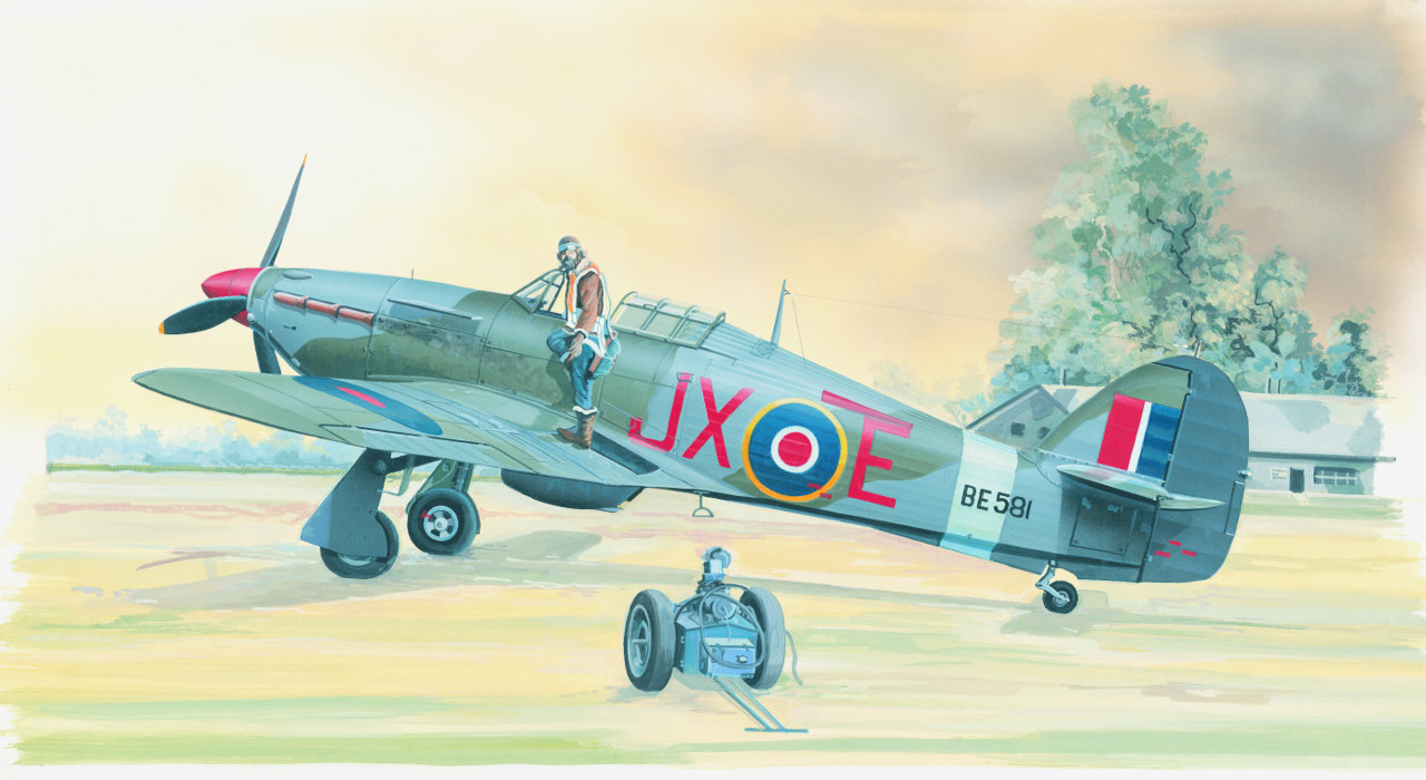 Hawker Hurricane MK.II