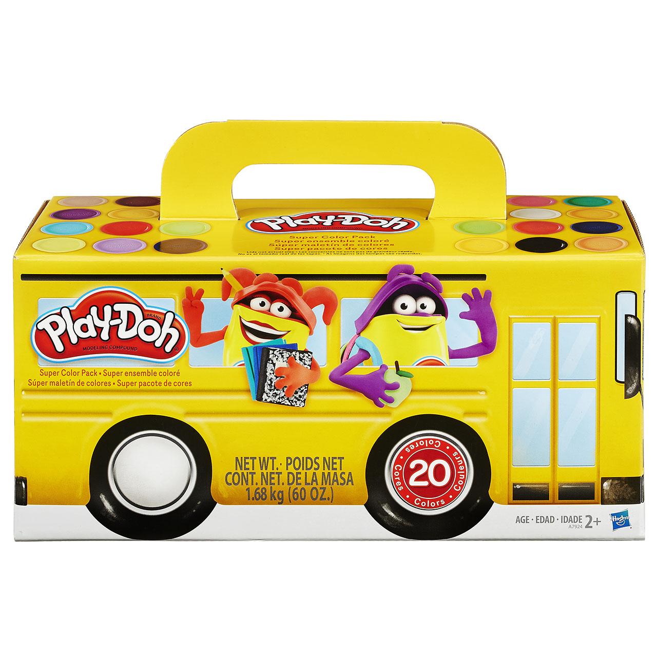 Play-Doh Pestrobarevný set