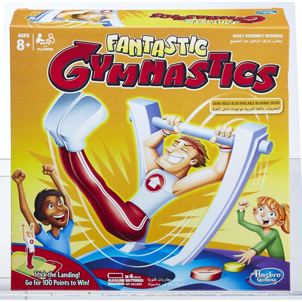 Spol. hra Fantastic Gymnastics