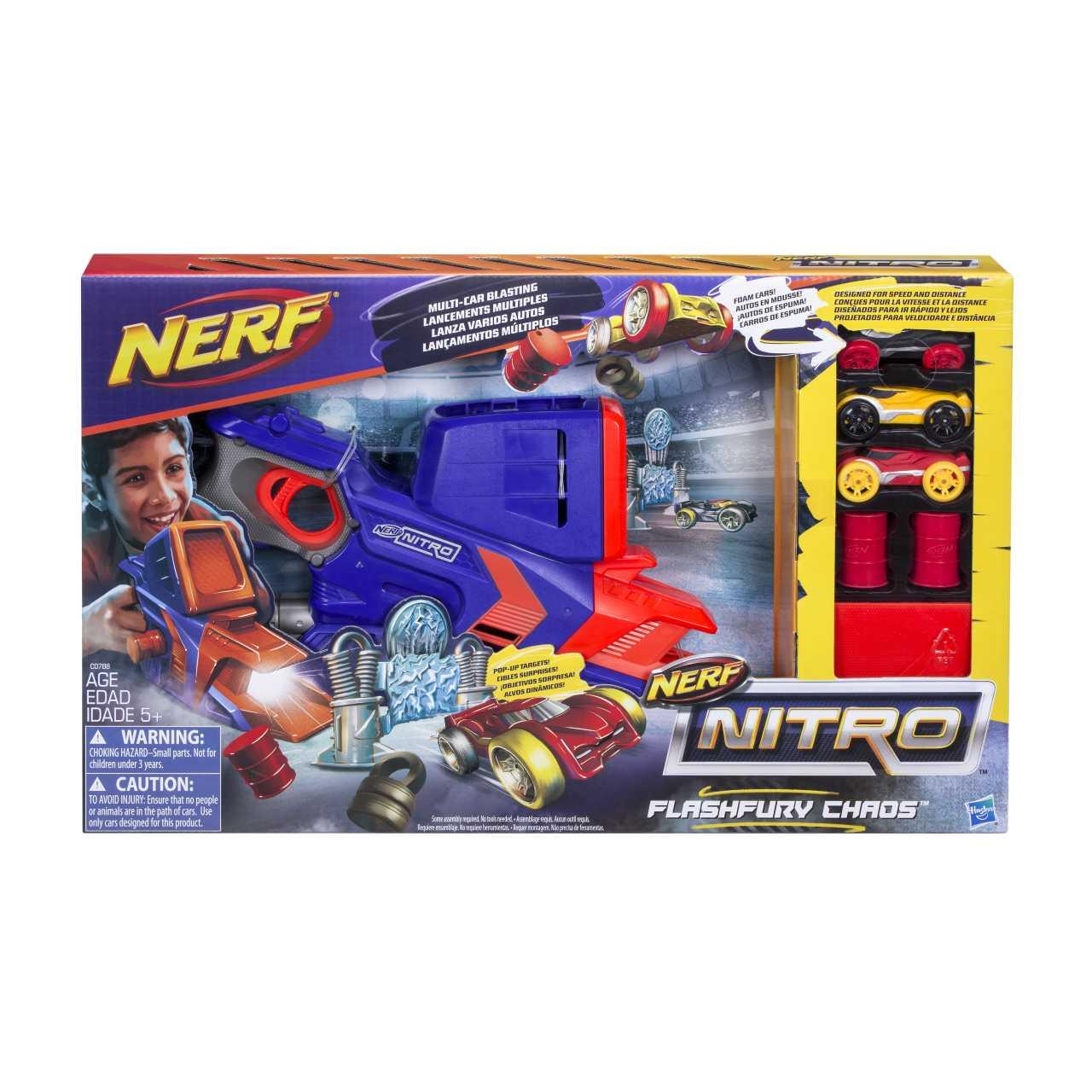 Nerf Nitro Flashfury Chaos