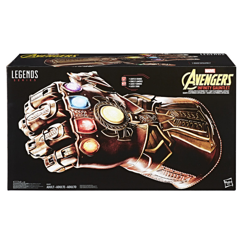 Avengers Legends Infinity rukavice 49cm