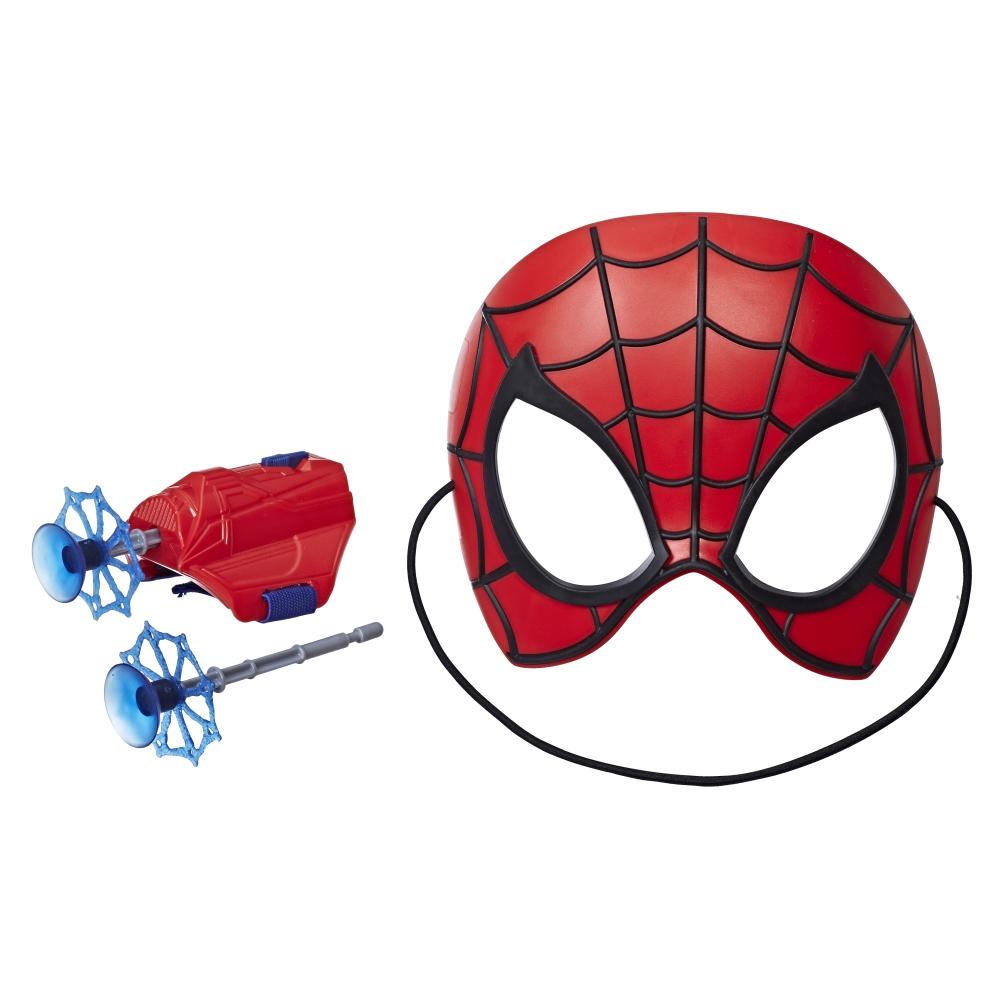 SPD Maska a výstroj s projektily ast