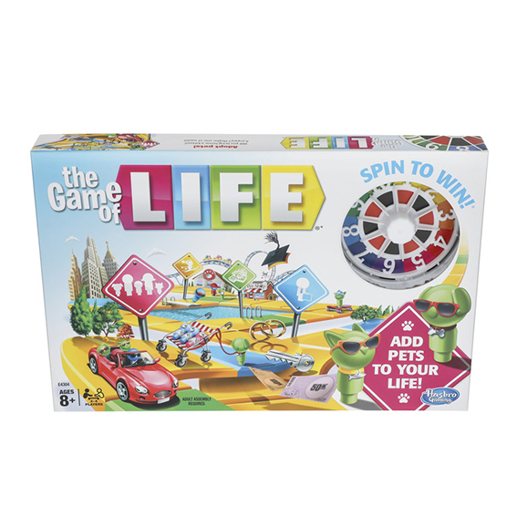 Spol. hra Game of Life CZSK