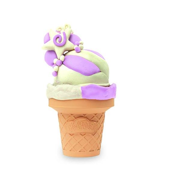 PD Modelína jako zmrzlina Ast