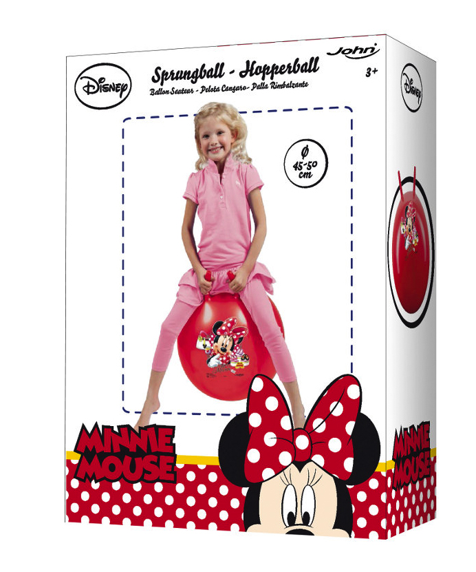 Hopsadlo Minnie 500 mm