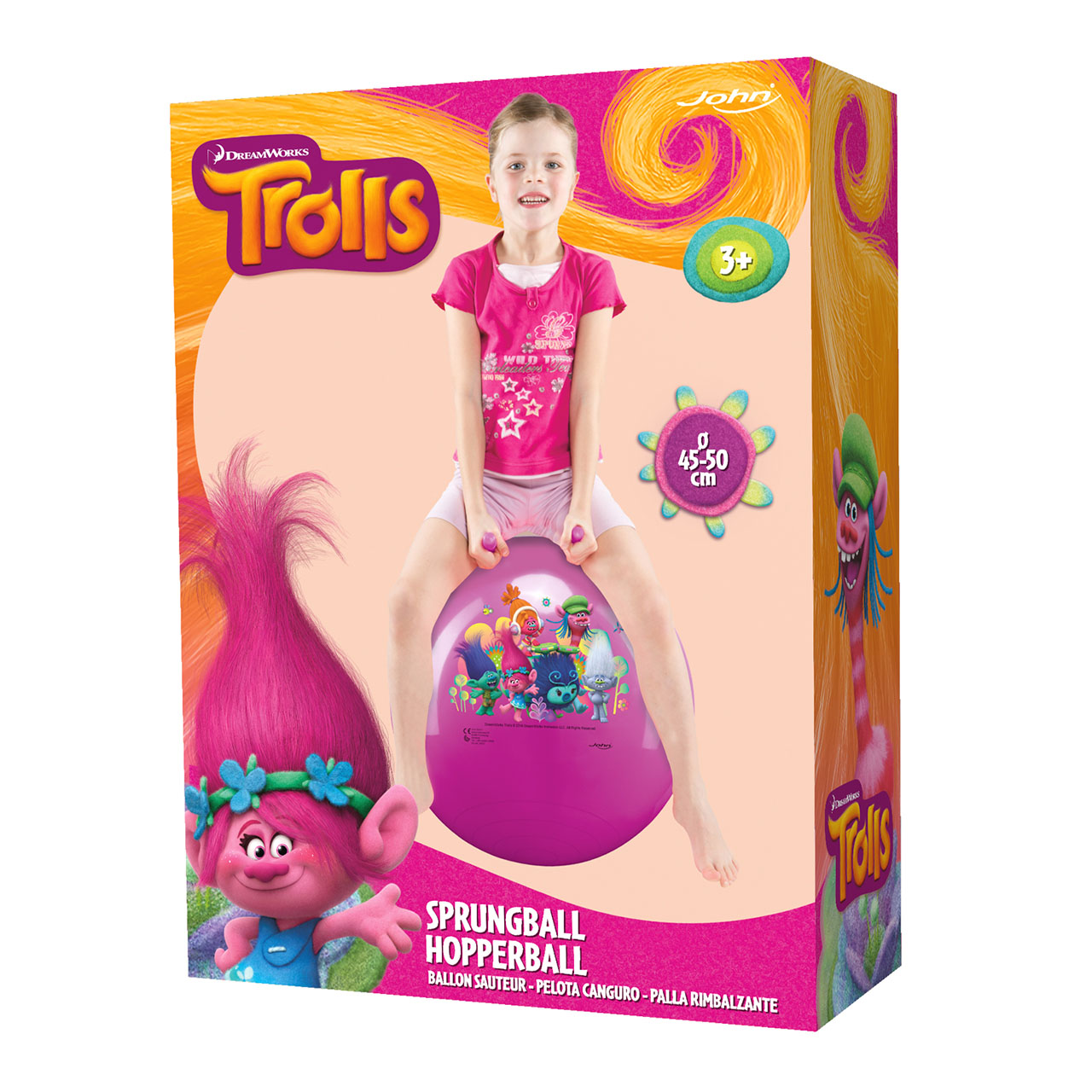 Hopsadlo Trollové 45-50cm