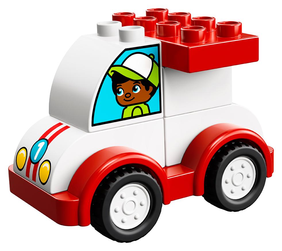 Moje první závodní auto