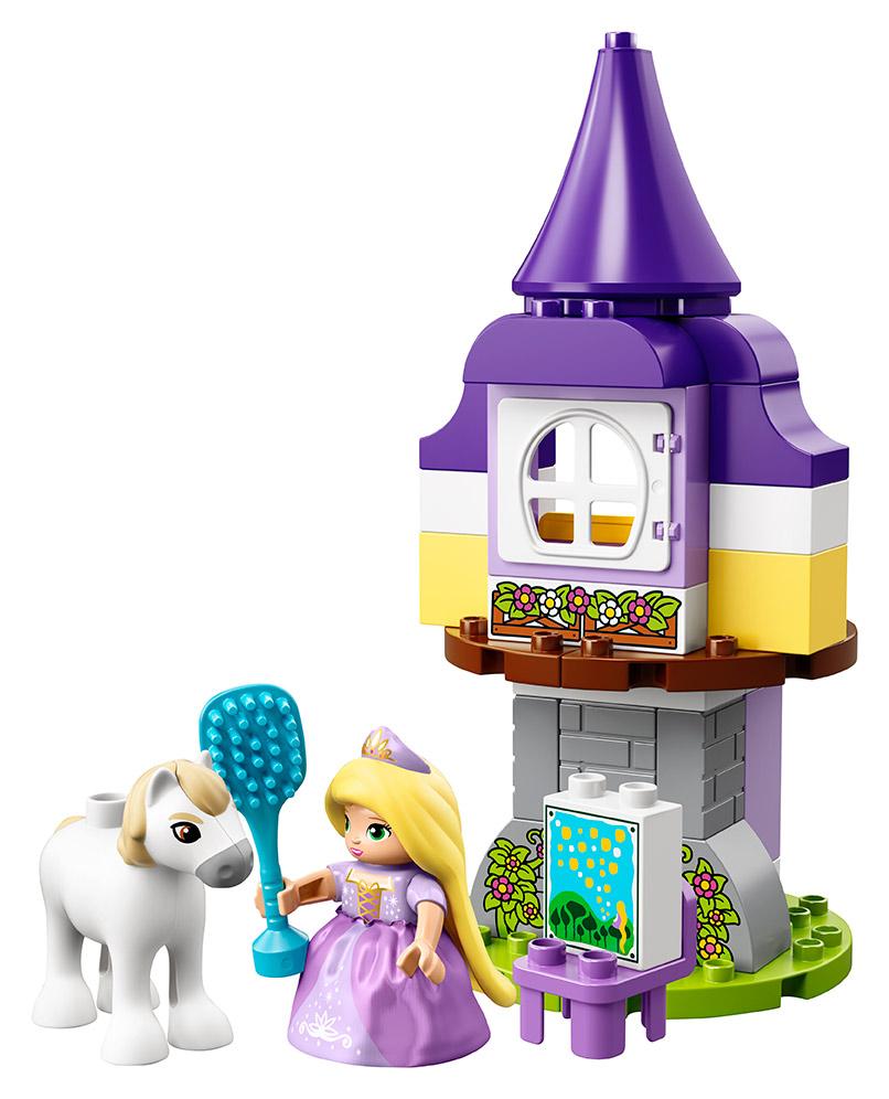 Locika a její věž