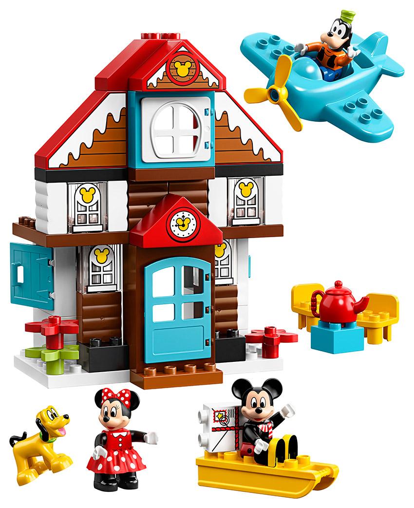 Mickeyho prázdninový dům