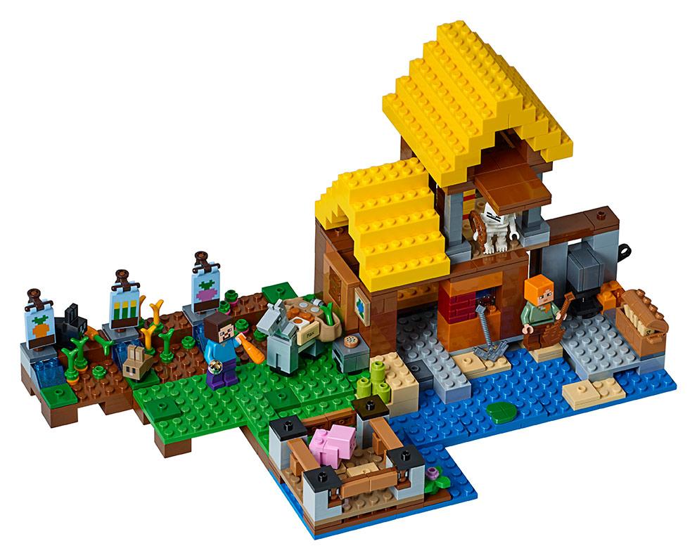 Farmářská usedlost