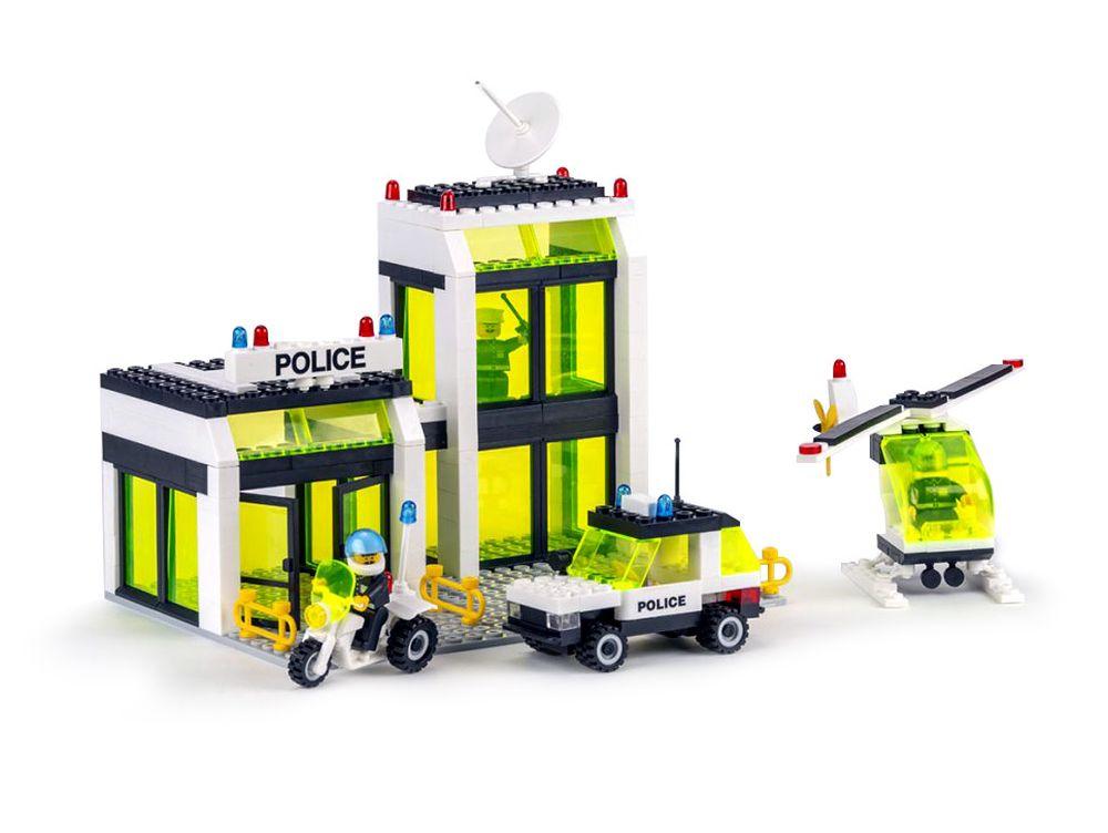 Cheva 19 Policejní stanice