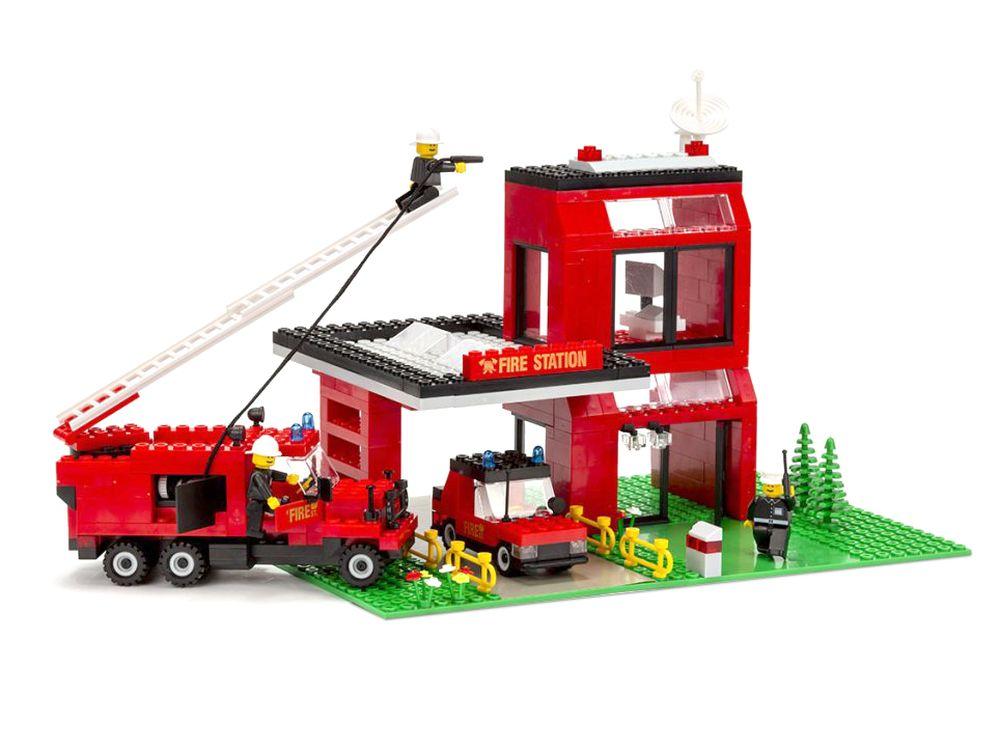 Cheva 21 Hasičská stanice