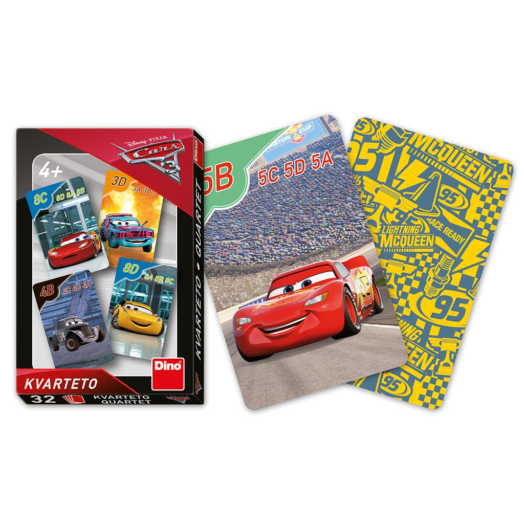 CARS 3 Kvarteto