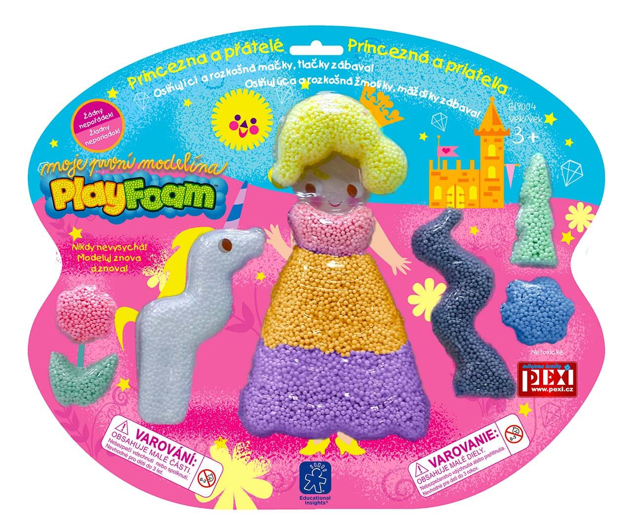 PlayFoam - Princezna a přátelé
