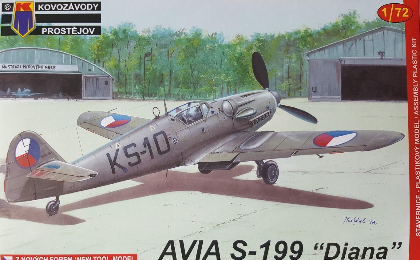 Avia S-199 Early
