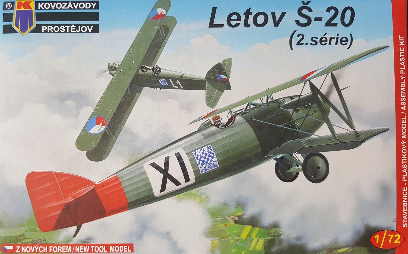 Letov Š-20 Late
