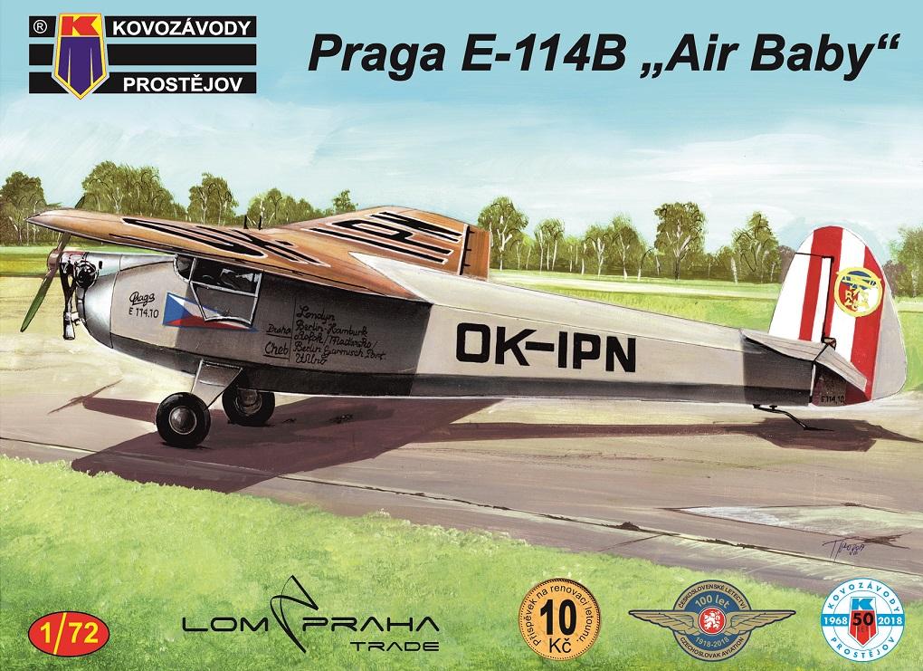 Praga E-114 Air Baby