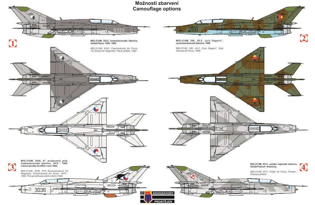 MiG-21UM