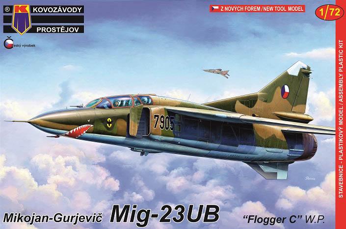 """MiG-23 UB """"Flogger C"""""""