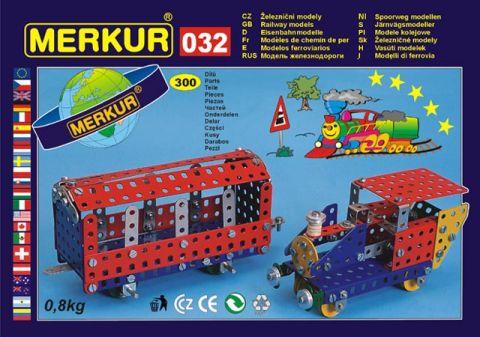 M032 Železniční modely