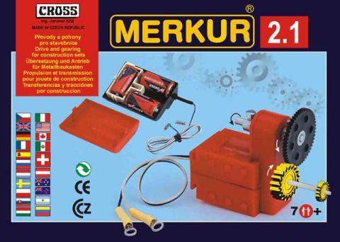 M 2.1 Elektromotorek