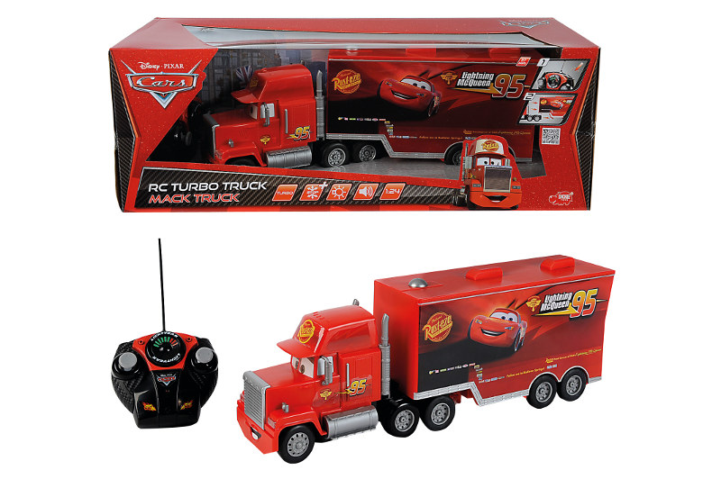 RC Cars Turbo Mack  ...